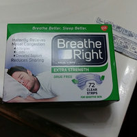 Breathe Right Extra Strength Nasal Strips uploaded by Ramonita R.
