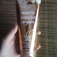 Bath & Body Works Signature Collection WARM VANILLA SUGAR Ultra Shea Body Cream uploaded by Laura F.