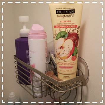 Photo of Freeman 4-in-1 Apple Cider Vinegar Foaming Clay Mask uploaded by emi F.