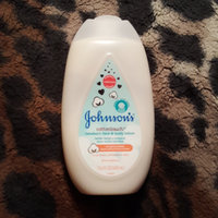 Johnson's® CottonTouch™ Newborn Face & Body Lotion uploaded by roxana m.