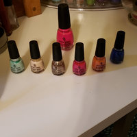 China Glaze Nail Polish uploaded by Beth C.