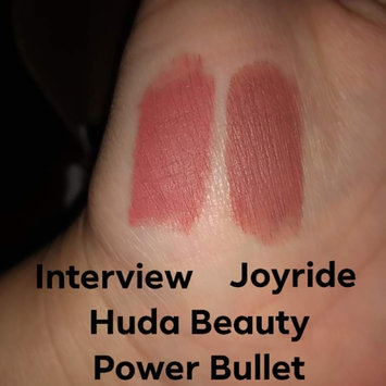 Photo of Huda Beauty Power Bullet Matte Lipstick uploaded by Stevie C.
