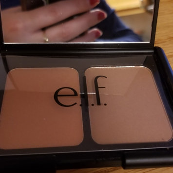 Photo of e.l.f. Cosmetics Blush & Bronzing Powder, Blushed/Bronzed St. Lucia uploaded by Valentina A.