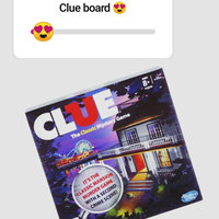 Clue Board Game uploaded by Joselyn Y.