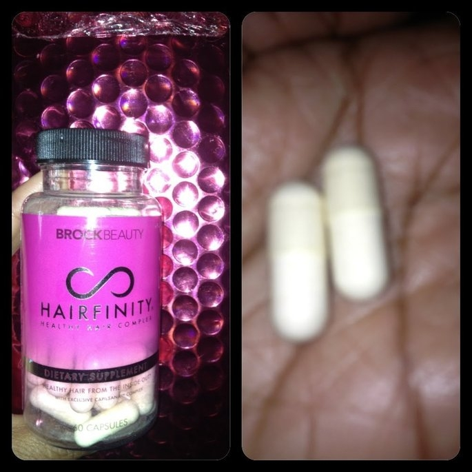 Hairfinity Healthy Hair Vitamins Supplements uploaded by shay c.