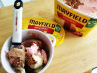 Mayfield Neapolitan Classic Ice Cream uploaded by Susan J.