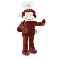 Paci Plushies Milo The Monkey Pacifier uploaded by Sarah J.