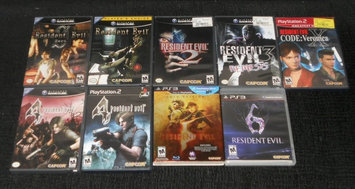 Photo of Capcom Resident Evil uploaded by Carolyn S.