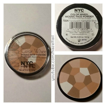 Photo of NYC Color Wheel Mosaic Face Powder uploaded by Ashley S.
