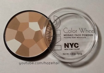 NYC Color Wheel Mosaic Face Powder uploaded by Ashley S.