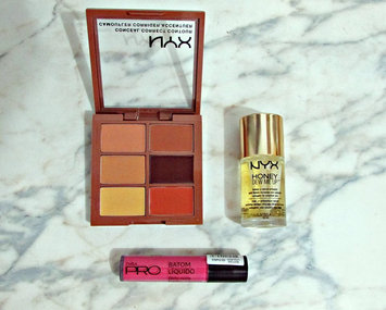 NYX Conceal, Correct, Contour Palette uploaded by Emmanuelle A.
