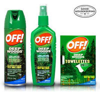Deep Woods Off! Deep Woods Dry Aerosol Insect Repellent uploaded by Kristin S.