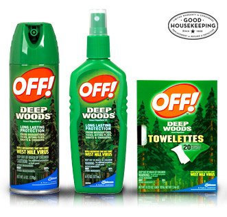 Photo of Deep Woods Off! Deep Woods Dry Aerosol Insect Repellent uploaded by Kristin S.