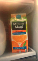 Minute Maid® Orange Juice with Calcium & Vitamin D - Frozen Concentrated uploaded by Diane A.