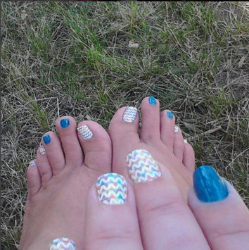Photo of Sally Hansen® Salon Effects Real Nail Polish Strips uploaded by Lexi E.