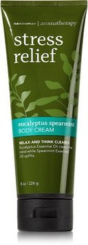 Bath & Body Works Aromatherapy- Stress Relief Hand Cream image uploaded by dorothy m.
