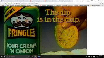 Pringles Potato Crisps Sour Cream & Onion uploaded by Bryce H.