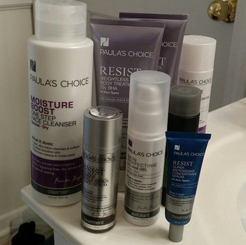Photo of Paula's Choice MOISTURE BOOST One Step Face Cleanser, 8 oz uploaded by Lisa L.