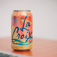 La Croix Peach-Pear Sparkling Water uploaded by Jessica K.