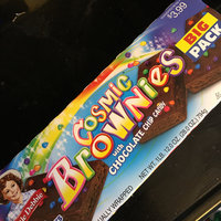 Little Debbie® Cosmic Brownies With Chocolate Chip Candy uploaded by Fox M.