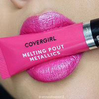 COVERGIRL Melting Pout Metallics Gel Liquid Lipstick uploaded by Amy♑️ R.