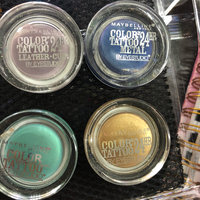 Maybelline Eyestudio® ColorTattoo® 24 HR Cream Gel Eye Shadow uploaded by Catherine B.