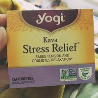 Yogi Tea Kava Stress Relief uploaded by stephanie L.