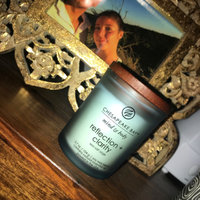 Chesapeake Bay Candles Mind & Body Reflection and Clarity Jar Candle Size: Large uploaded by LIVIA S.