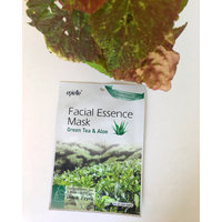 Epielle Facial Essence Mask Green Tea and Aloe (4 Count) uploaded by T s.