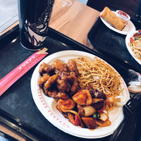 Panda Express Gourmet Chinese  uploaded by Ashley M.