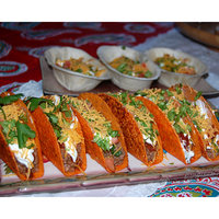 Old El Paso® Stand 'n Stuff Nacho Cheese Flavored Taco Shells uploaded by Dexie W.