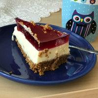 Philadelphia Strawberry Cheesecake uploaded by Janet T.