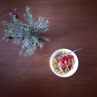 Cascadian Farm Organic Honey Oat Crunch Cereal uploaded by Melinda B.