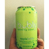 Bubly Sparkling Water Apple uploaded by Alyson F.
