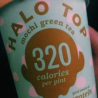 Halo Top Mochi Green Tea Ice Cream uploaded by Zenaida T.