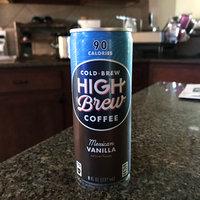 High Brew Coffee Mexican Vanilla 8 fl oz uploaded by Jennifer S.