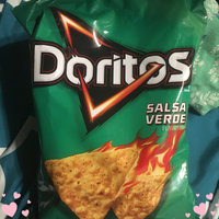 Doritos® Salsa Verde Flavored Tortilla Chips uploaded by p l.