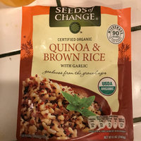 Seeds Of Change Quiona & Brown Rice With Garlic uploaded by Claire K.