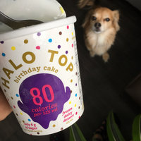 Halo Top Birthday Cake Ice Cream Reviews