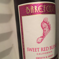 Barefoot Sweet Red Blend uploaded by Aba W.