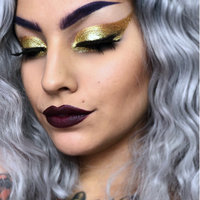 Kat Von D 10th Anniversary Everlasting Glimmer Veil Liquid Lipstick Gold Skool uploaded by Cinzia N.
