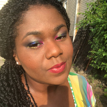 Photo uploaded to #PrideBeauty by Curlie T.