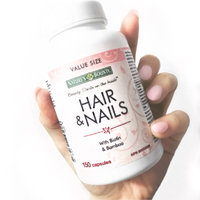 Nature's Bounty Extra Strength Hair Skin & Nails uploaded by Krystyanna K.