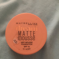 Maybelline Dream Matte® Mousse Foundation uploaded by Paradise H.