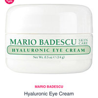 Mario Badescu Hyaluronic Eye Cream uploaded by Ashley I.