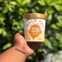Halo Top Sea Salt Caramel Ice Cream uploaded by tia v.