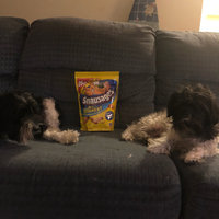Snausages In a Blanket Beef & Cheese Flavor Dog Snacks uploaded by Annalisa D.