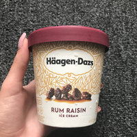 Haagen-Dazs Rum Raisin Ice Cream uploaded by Anabel D.