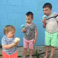 Friendly's Jim Dandy Sundae Ice Cream uploaded by Stephanie R.