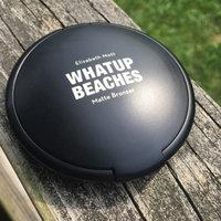 Whatup Beaches Matte Bronzer by Elizabeth Mott, 10g (Cruelty free, Paraben free) uploaded by Mallory C.